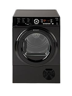 hotpoint-sutcd97b6gm-ultima-9kg-condenser-dryer-black