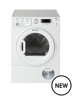 hotpoint-sutcd97b6p-ultima-9kg-condenser-dryer-white-b-energy