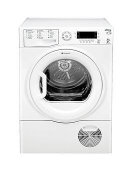 hotpoint-ultima-s-line-sutcdgreen9a1-9kg-condenser-dryer-white