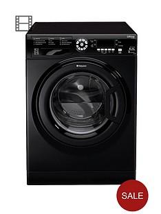 hotpoint-swd9667k-ultima-9kg-load-6kg-dry-1600-spin-washer-dryer-black