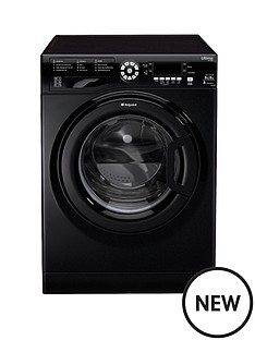 hotpoint-swd9667k-ultima-9kg-load-9kg-dryer-1600-spin-washer-dryer-black