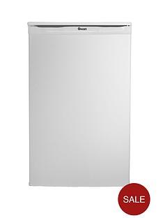 swan-sr8080w-50cm-under-counter-fridge-next-day-delivery-white