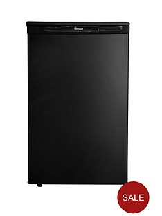 swan-sr8090b-50cm-under-counter-freezer-next-day-delivery-black