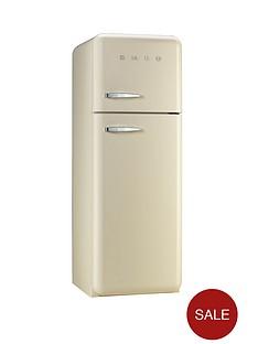 smeg-fab30rfc-60-cm-fridge-freezer-cream