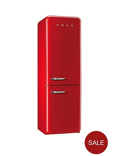 smeg-fab32rnr-60-cm-fridge-freezer-red