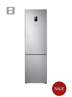 samsung-rb37j5230sa-60cm-frost-free-fridge-freezer-with-all-around-cooling-system-next-day-delivery-silver