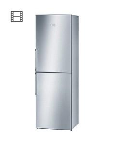 bosch-kgn34vl20g-60cm-fridge-freezer-stainless-steel