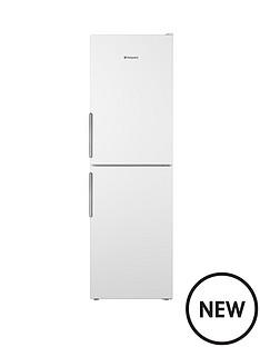 hotpoint-lex85n1w-60-cm-extra-frost-free-combi-fridge-freezer-19m-white