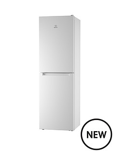 indesit-ld85f1w-60-cm-frost-free-combi-fridge-freezer-19m-white
