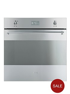 smeg-sfp390x-1-60cm-built-in-single-electric-oven-stainless-steel