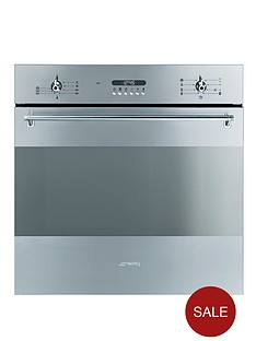 smeg-sf372x-60-cm-built-in-single-electric-oven
