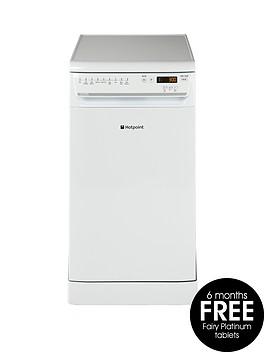hotpoint-siuf22111p-ultima-slimline-10-place-dishwasher-white
