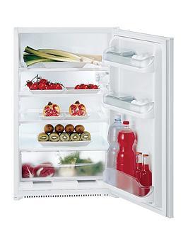 hotpoint-aquarius-hs1622-54cm-integrated-fridge-white
