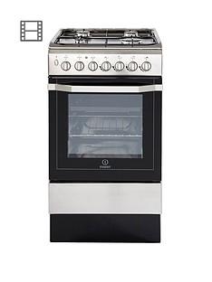 indesit-5gsh1x-50-cm-single-oven-dual-fuel-cooker
