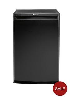 hotpoint-rlaav22k-55cm-undercounter-fridge-black