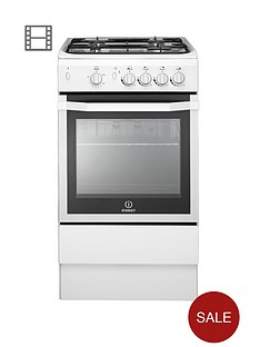 indesit-i5ggw-50-cm-single-oven-gas-cooker