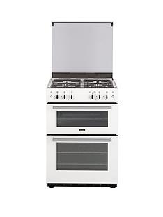 stoves-sg60do-60cm-gas-hob-double-oven-gas-cooker-white