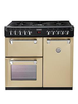 stoves-richmond-900dft-90cm-dual-fuel-range-cooker-champagne