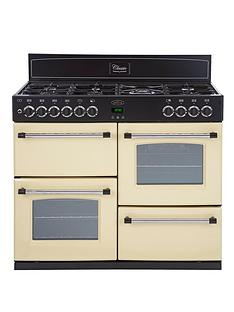 belling-classic-100gt-100cm-gas-range-cooker-with-connection-cream
