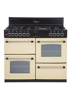 belling-classic-110dft-110cm-dual-fuel-range-cooker-cream