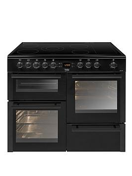 beko-bdvc100k-range-cooker-black