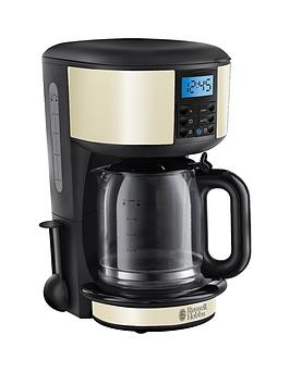 russell-hobbs-20683-legacy-coffee-maker-cream