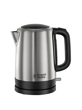 russell-hobbs-20610-canterbury-kettle-brushed-stainless-steel