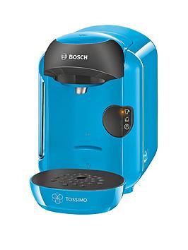Tassimo TAS1255Gb Vivy Coffee Machine  Blue