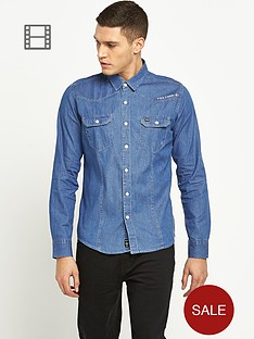 firetrap-mens-garrick-long-sleeved-shirt