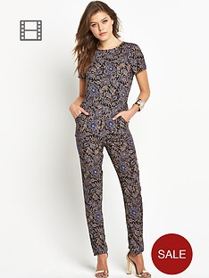 club-l-paisley-jumpsuit