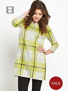 fashion-union-checked-jumper-dress