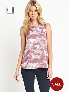 firetrap-dipped-hem-top