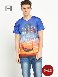 crosshatch-mens-beach-girl-t-shirt