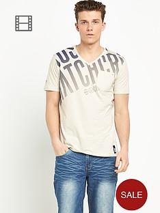 crosshatch-mens-logo-chest-t-shirt