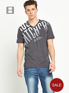 crosshatch-mens-logo-chest-t-shirt