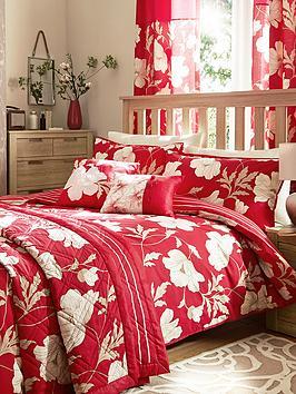 magnolia-bedding-range-red