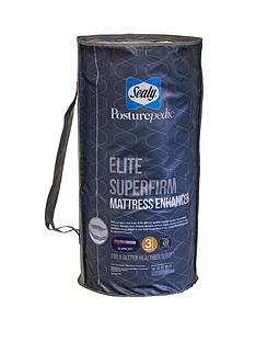 sealy-elite-superfirm-memory-foam-mattress-topper