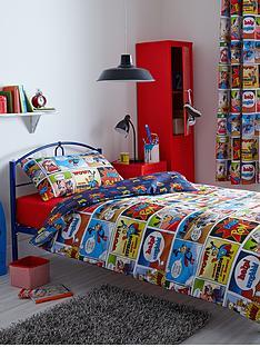 catherine-lansfield-comic-strip-duvet-set-multi