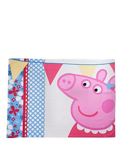 peppa-pig-tweet-fleece-blanket