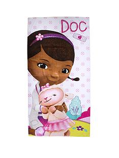 doc-mcstuffins-beach-towel