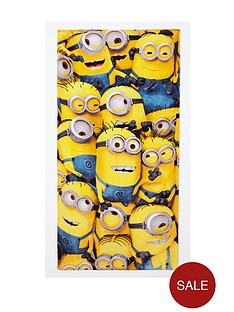 despicable-me-towel
