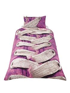 skycovers-lace-up-shoe-single-duvet-set