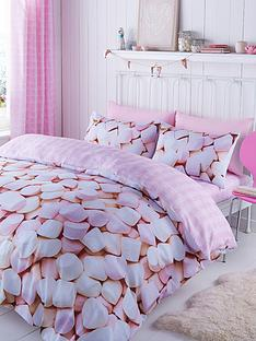 catherine-lansfield-marshmallow-duvet-cover-set