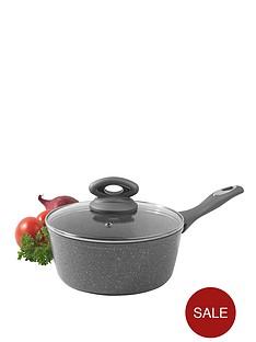 salter-everest-20-cm-marblestone-saucepan-grey