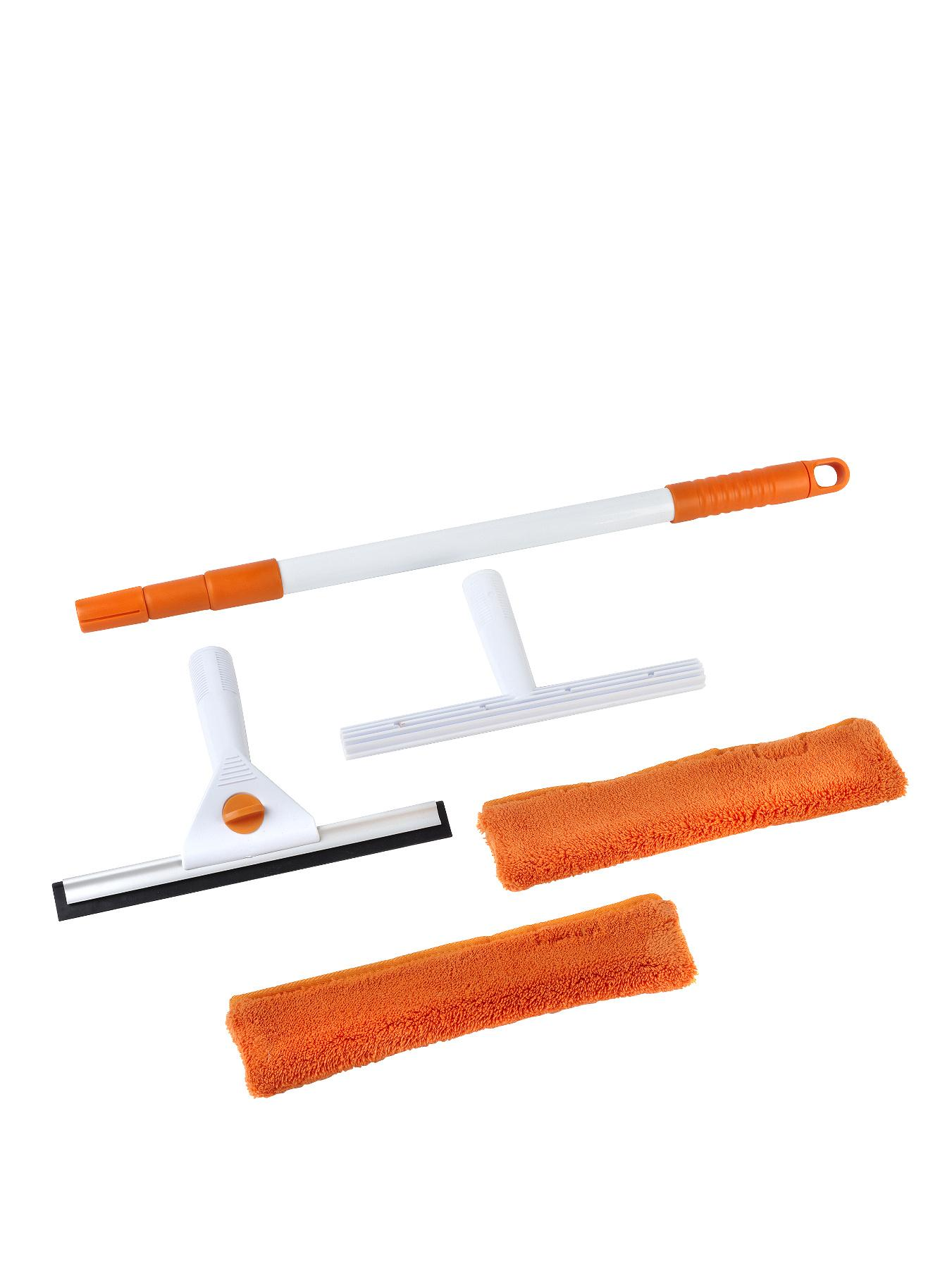 5-Piece Window Cleaning Set at Littlewoods