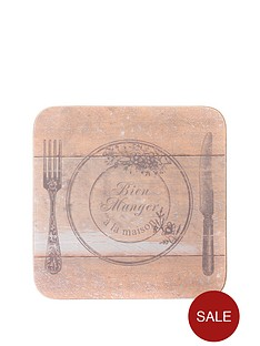hardwood-bien-manger-heirloom-coasters-and-placemats-set