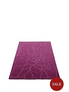 chrysanthemum-rug