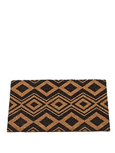 chevron-coir-door-mat