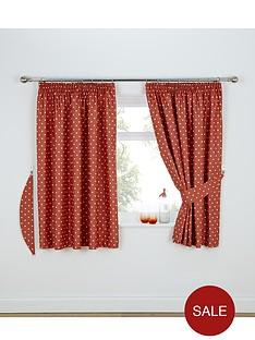 polka-dot-thermal-kitchen-curtains
