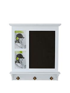 innova-home-wooden-chalkboard-photo-frame-and-key-holder